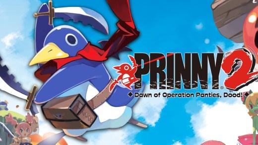 Prinny 2 sur Nintendo Switch