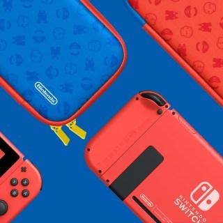 Nintendo Switch Edition Limitée Mario 2021