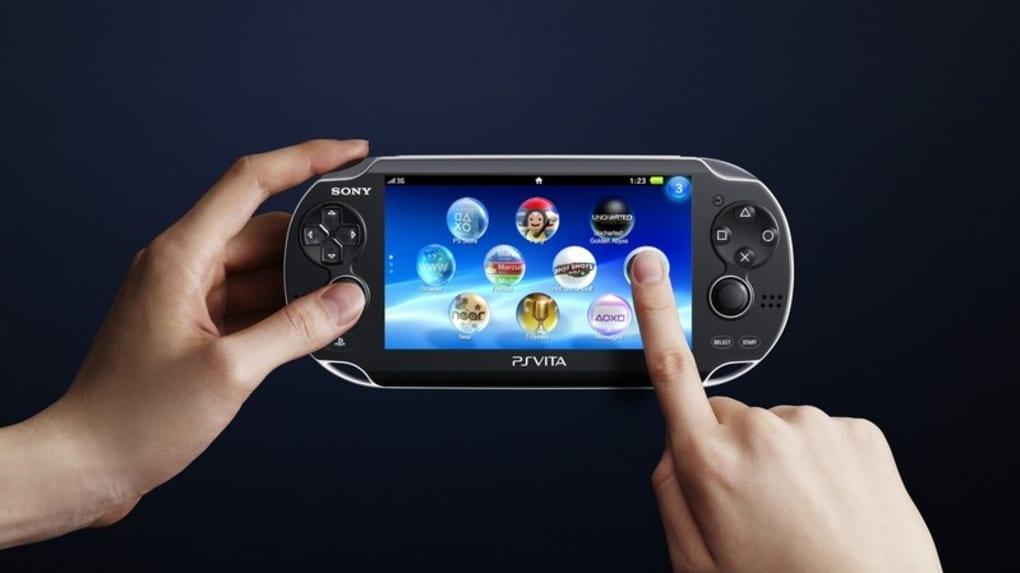 Artwork de la Playstation Vita de Sony