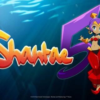 Shantae 5 (bien joué) !