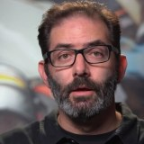 Jeff Kaplan of the Overwatch Team.
