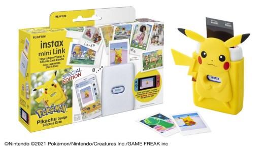 Instax Mini Link Pikachu