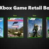 Les nouvelles boites de jeu Xbox