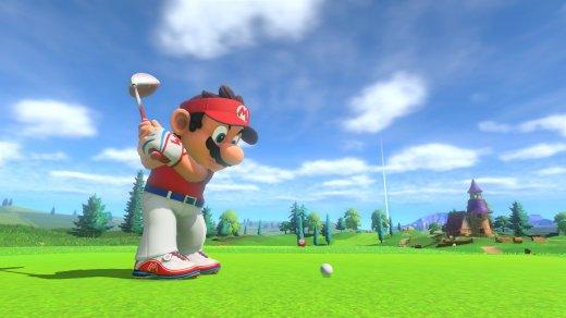 Mario Golf Nintendo Switch