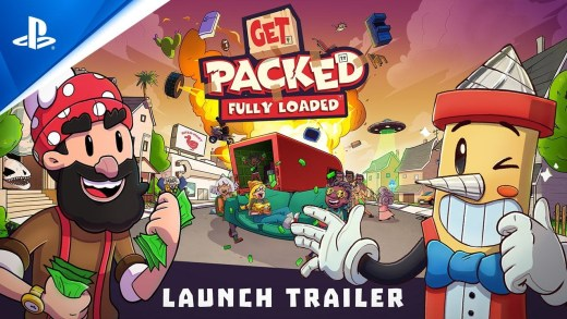 Get Packed: Fully Loaded – Bande-annonce de lancement | PS4