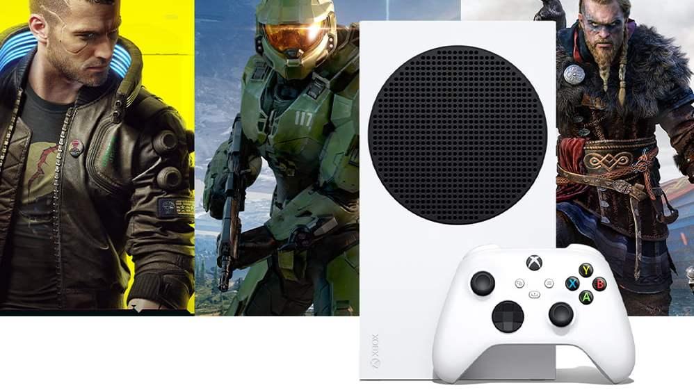 La Xbox Series S à tout petit prix !