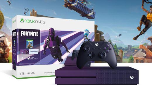 La Xbox One collector Fortnite