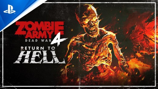 Zombie Army 4: Dead War – Return to Hell and Free Left 4 Dead Character Pack | PS5, PS4