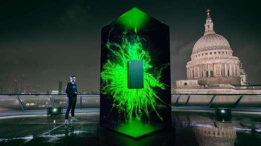 image du lancement de la Xbox Series X et S par Microsoft