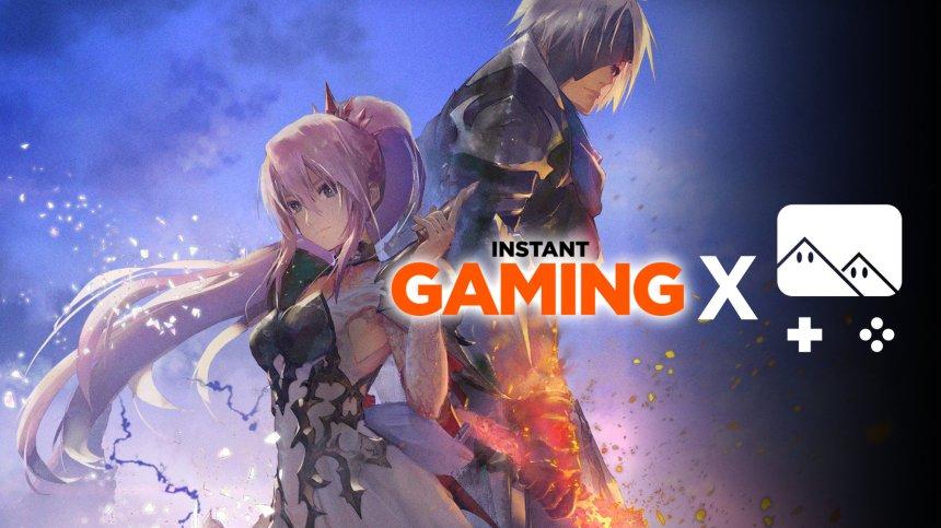 Notre grand concours pour gagner le jeu de ton choix avec Instant-Gaming !