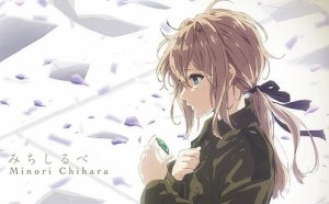 6 Anime tương tự Violet Evergarden
