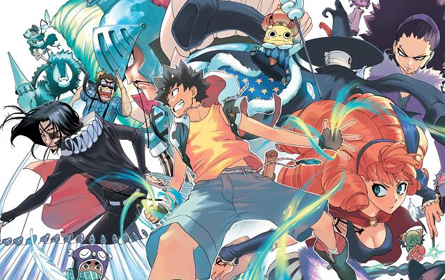 Anime Radiant tung PV thứ 2 cùng hình ảnh mới