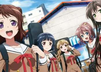 Spin-off BanG Dream! thông báo sẽ có Anime