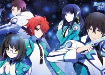 6 Anime tương tự Mahouka Koukou No Rettousei (The Irregular at Magic High School)