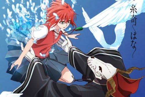 Top 10 Anime siêu nhiên hay nhất
