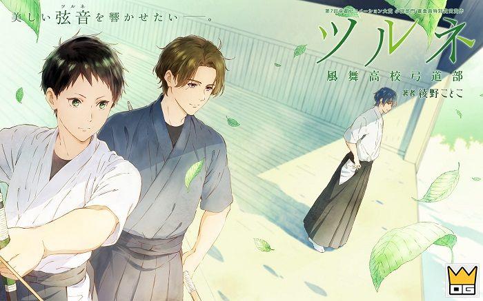 Anime Tsurune tung trailer đầu tiên