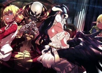 Anime Overlord Season 3 tung trailer mới