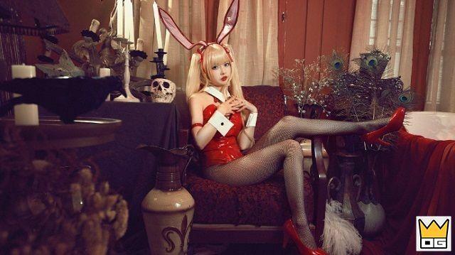 Cosplay Bunny đầy gợi cảm