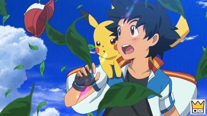 Movie Pokémon: Monsuta Minna no Monogatari dẫn đầu phòng vé Nhật Bản