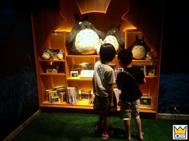 Bây giờ, nếu bạn là một fan của Totoro thì chỉ cần đến Thái để thưởng thức thực đơn và tha hồ chụp ảnh với các nhân vật mình yêu thích.