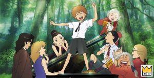 Anime Piano no Mori sẽ có season 2 vào năm 2019