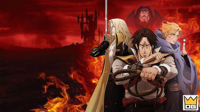 Castlevania season 2 sẽ ra mắt vào tháng 10