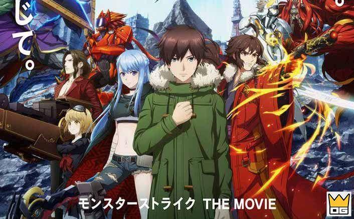 Monster Strike The Movie: Sora no Kanata tung PV mới đầy hấp dẫn