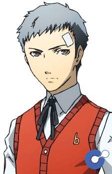 Akihiko Sanada (Persona: Trinity Soul)
