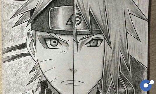 Chiêm ngưỡng loạt tranh chì tuyệt đẹp về các cặp đôi kinh điển trong Naruto