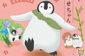 Anime Okoshiyasu, Chitose-chan tung trailer mới ấn định ngày lên sóng
