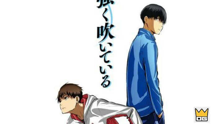 Anime Kaze ga Tsuyoku Fuiteiru sẽ lên sóng vào tháng 10 tới đây