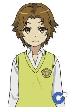 Ako Takamine (Schoolgirl Strikers: Animation Channel)