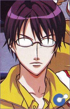 Hiroshi Yagyuu (Tennis no Ouji-sama)