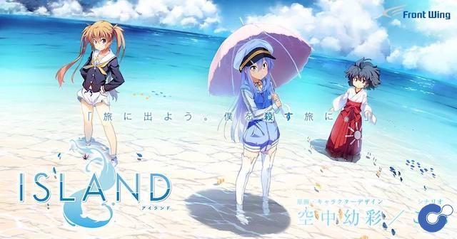 6 Anime tương tự Island