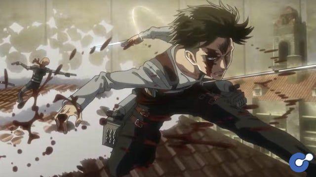 Bão tới! Anime Attack on Titan season 3 ngưng lên sóng