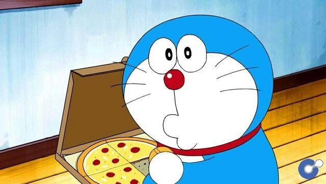 Tay Doraemon tròn vo thì cầm đồ đạc kiểu gì?