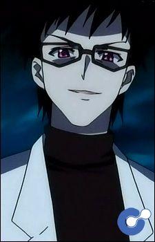 Kosuke Kanzaki (Black Cat)