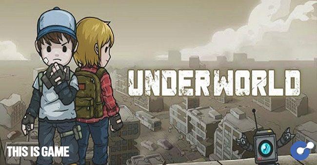 Underworld: The Shelter - Game mobile sinh tồn sau chiến tranh hạt nhân đặc sắc