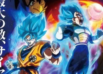 Dragon Ball Super tung trailer cuối cùng hé lộ sức mạnh khủng khiếp của Siêu Saiyan Huyền Thoại Broly