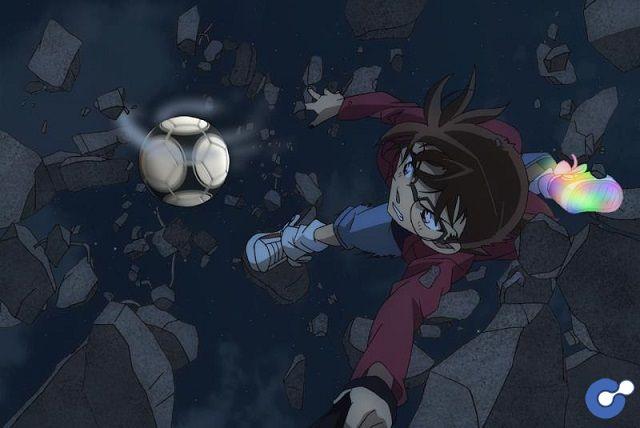 Movie Detective Conan: Zero Enforcer cán mốc 11 tỷ yên (khoảng 97,1 triệu USD)