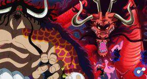Những lý do thuyết phục cho thấy Tứ Hoàng Kaido thực chất là một con Rồng
