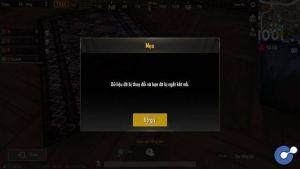 PUBG Mobile VN gặp lỗi đăng nhập sau 2 ngày ra mắt
