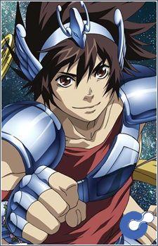 Tenma Pegasus (Saint Seiya: The Lost Canvas - Meiou Shinwa)