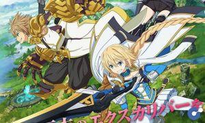 6 Anime tương tự Hangyakusei Million Arthur