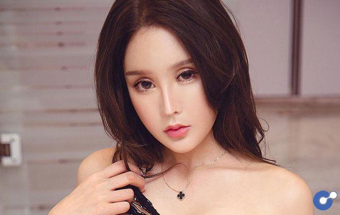Mất máu đầu tuần với bộ ảnh không thể gợi cảm hơn của Miss Perfect Bai Yizhen