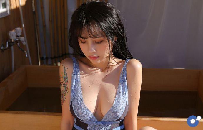 Ấm cúng giữa mùa đông giá rét với sự nóng bỏng tới từng cen ti mét của thiên thần Xia Mei Jiang