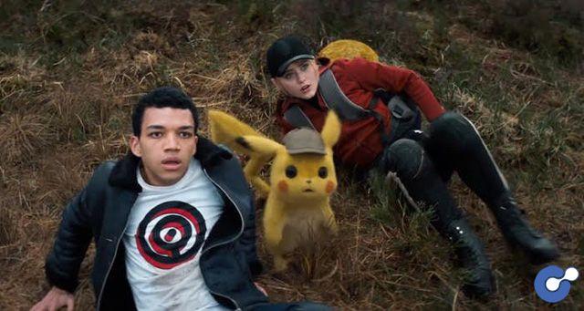 """Một Pokemon """"huyền thoại"""" vô cùng mạnh mẽ sẽ là đối thủ của """"chuột vàng"""" Pikachu trong phiên bản live-action"""