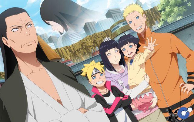 """Naruto Shinden: Hokage đệ thất khiến """"em vợ"""" nóng mắt vì suốt ngày bỏ bê vợ con, ít khi về nhà"""