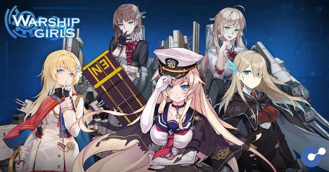 Warship Girls – Khi các cô nàng nóng bỏng hóa thân thành tàu chiến