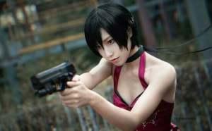 Cosplay Ada Wong xinh đẹp và nóng bỏng trong Resident Evil